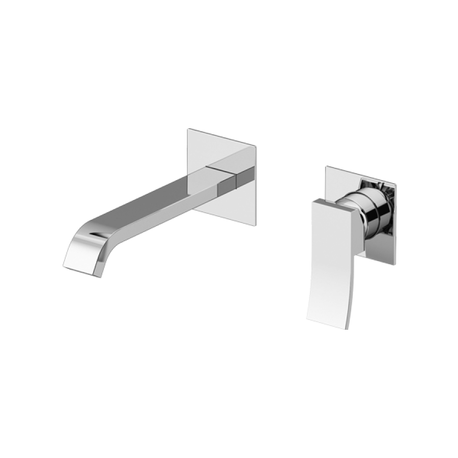 Ely Miscelatore lavabo a muro 8837/88C0